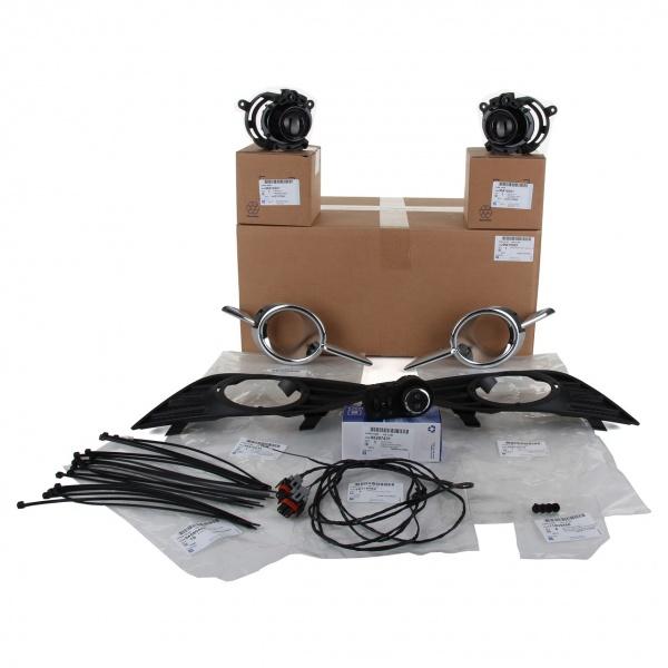 Kit Proiectoare Ceata + Grile Bara Fata + Bloc De Lumini + Cablaje Proiectoare Oe Opel Mokka 2012→ 95419302