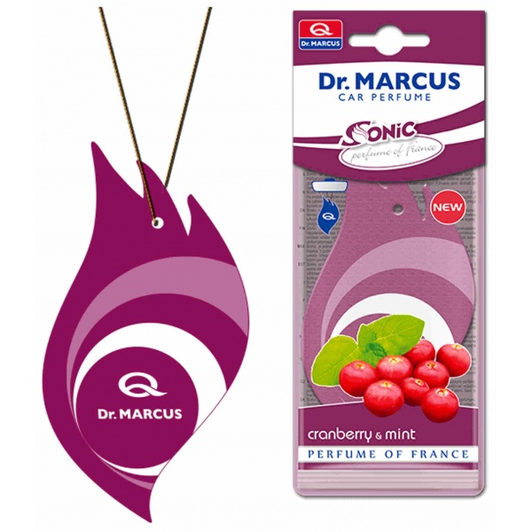 Odorizant Card Dr. Marcus Sonic Cranberry & Mint 370