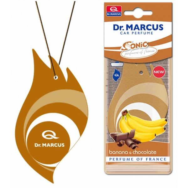 Odorizant Card Dr. Marcus Sonic Banana & Chocolate 372