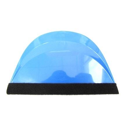 Racleta Plastic Albastru Montaj Folie TM161