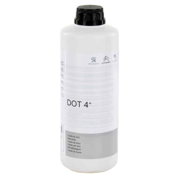 Lichid Frana Oe Citroen Dot 4+ 500ML 1610725580