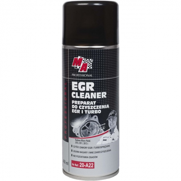 Spray Pentru Curatare Egr Si Turbo MA Professional 400ML 20-A22