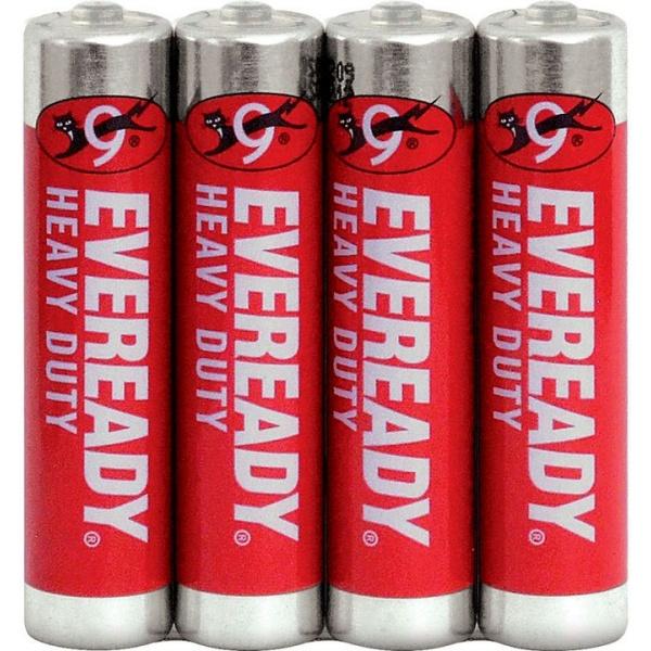 Set X 4 Baterii Energizer Eveready HD R03 30500409