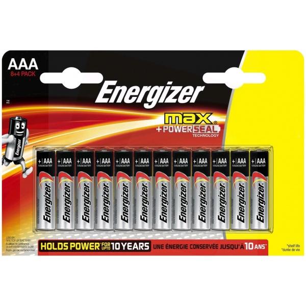 Baterie Alcalina Energizer Max R3 12 La Pret De 8 30502869