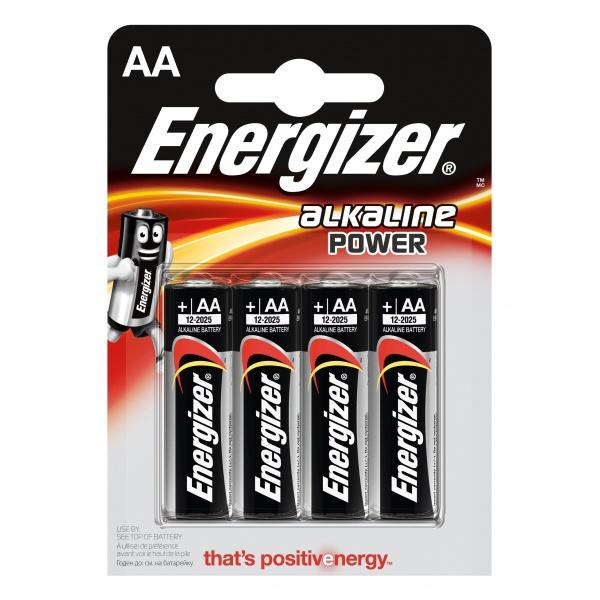 Set 6 Baterii Energizer Alcaline Power R6/AA 32004048