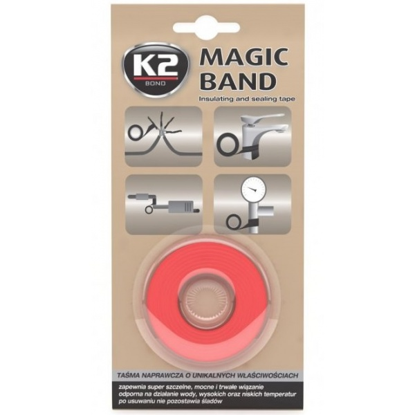 K2 Banda Adeziva Magic Band B304