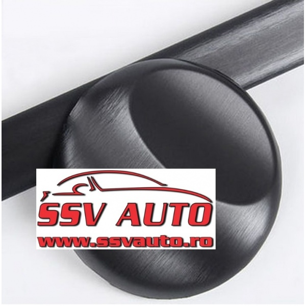 Folie Auto Aluminiu Polisat Negru 152CM