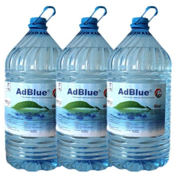 AdBlue New Design Composite 10L Pet