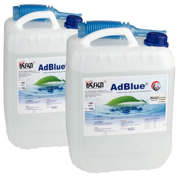 AdBlue New Design Composite 10L