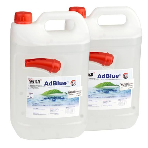 AdBlue New Design Composite 5L
