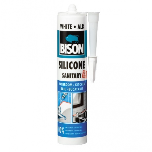 Bison Silicon Alb 280ML
