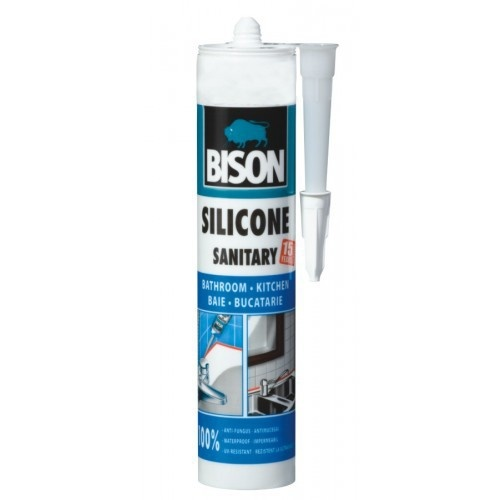 Bison Silicon Negru 280ML