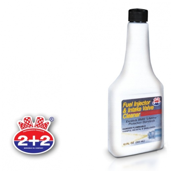 2+2 Aditiv Curatat Injectoare 355ML