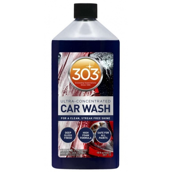 Sampon Auto 303 Ultra Concentrated Car Wash 532ml 303-30580