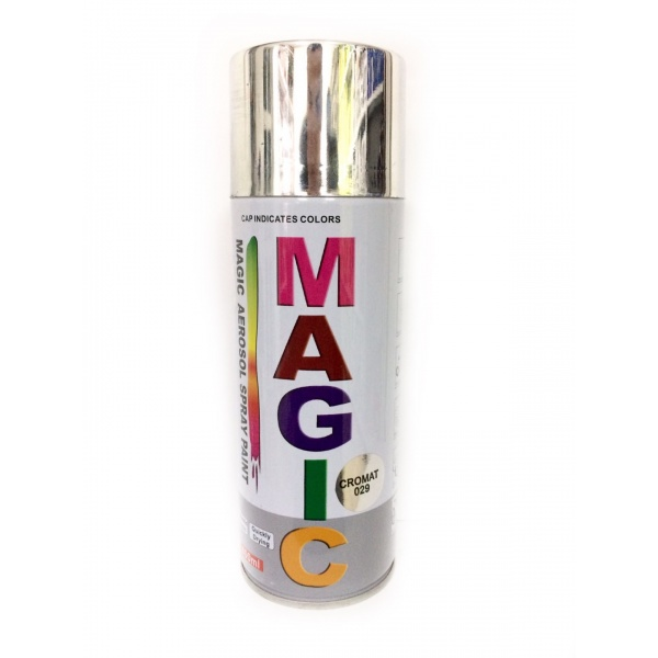 Spray Vopsea Magic Crom 400ML