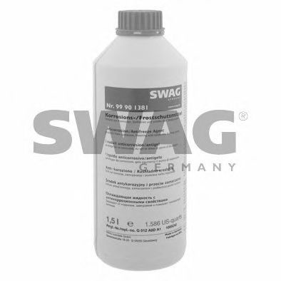 Antigel Swag G12 1.5L 30 97 1381