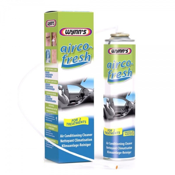 Wynn's Spray Curatat Instalatie AC Airco Fresh W30202 250ML