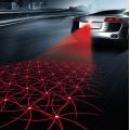 Lampi ceata laser