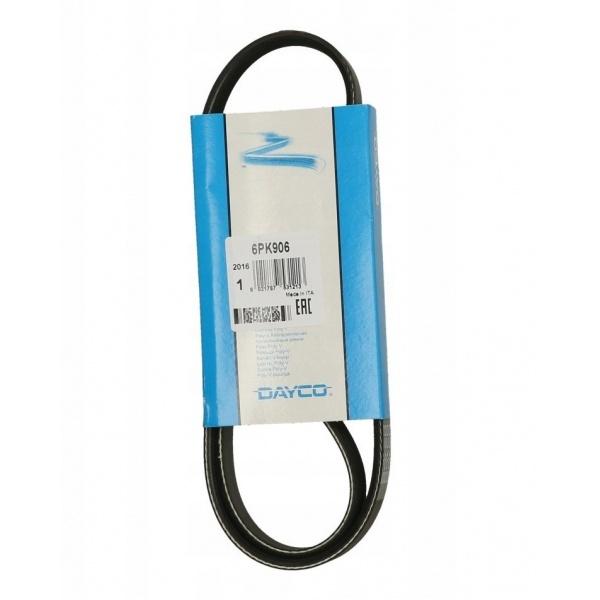 Curea Transmisie Dayco 6PK906
