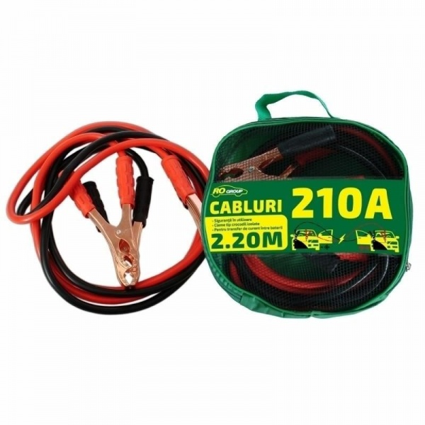 Cablu Curent Ro Group 210A 2.2M IT2304