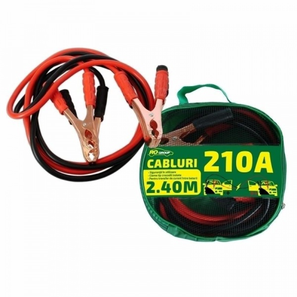 Cablu Curent Ro Group 210A 2.4M IT2337