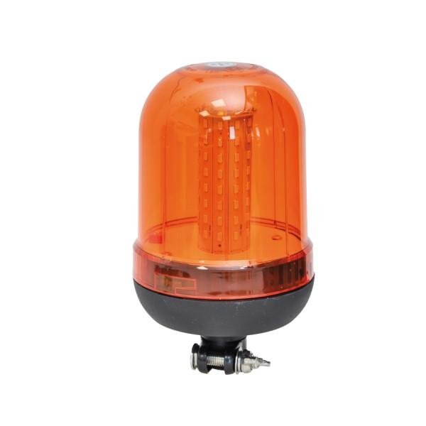 Girofar Automax Portocaliu 100 Led Bara 12V/24V 0688