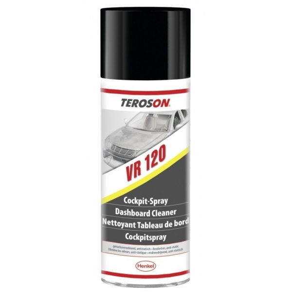 Henkel Teroson Spray Curatat Bord Cockpit Spray VR 120 400ML HE1635290