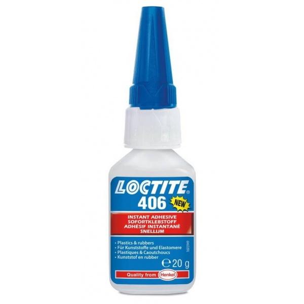 Henkel Loctite Adeziv Universal Rapid 406 20G HE1925272