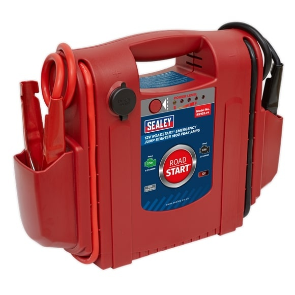 Robot Pornire Sealey 1600A 12V RoadStart® Emergency Jump Starter SEA RS102