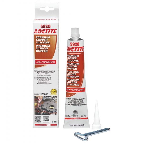 Henkel Loctite Etansant Siliconic Cu Cupru SI 5920 85G HE1126645