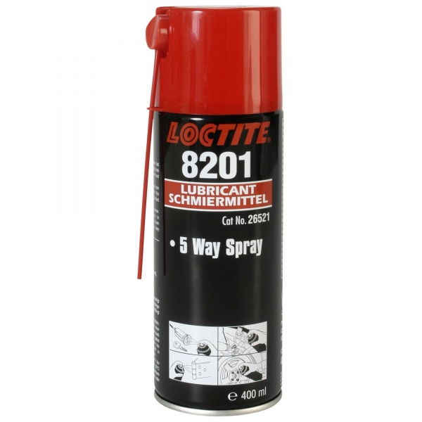 Henkel Loctite Spray Lubrifiant Metal LB 8201 400ML HE142730