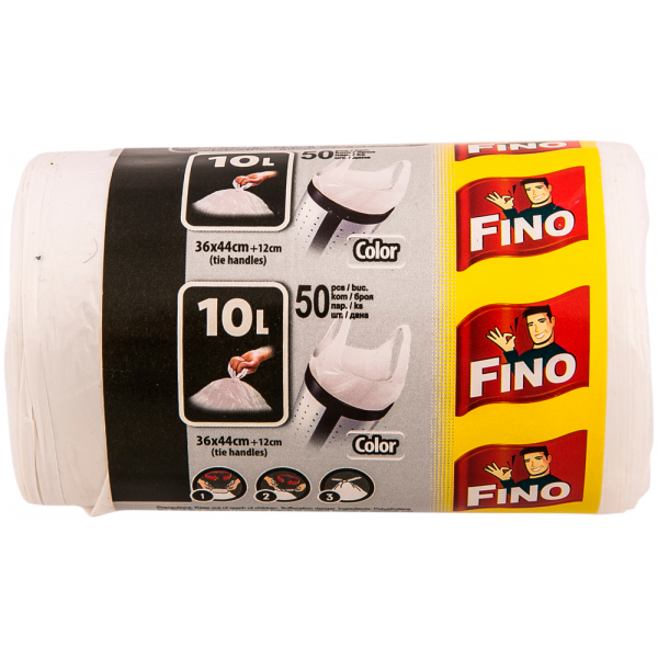 Fino Saci Menajeri 50 Buc x 10L 11500679