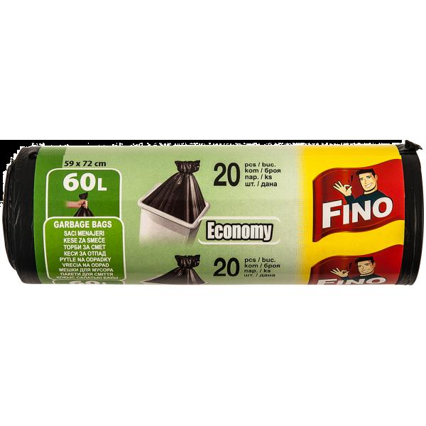 Fino Saci Menajeri 60L  20Buc 13012916
