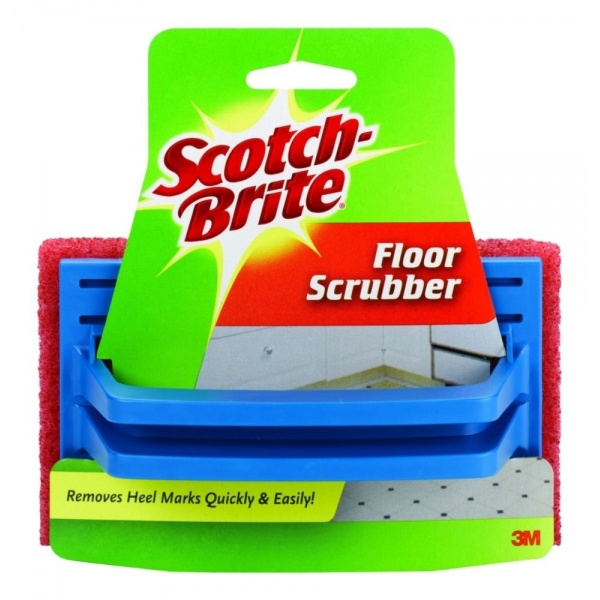 Scotch-Brite Pad Cu Maner Pentru Podele Multifunctional Albastru 31506031