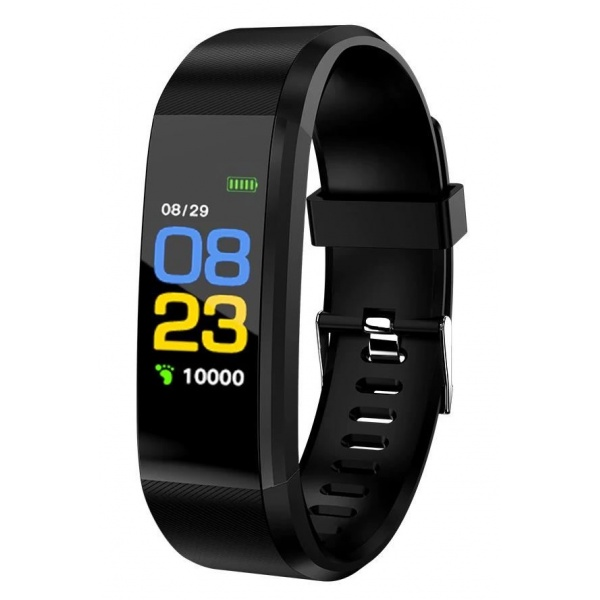 Bratara Fitness Ritm Cardiac Tensiunea Arteriala Calorii Monitorizare Somn IP67 Multisport Siegbert 999EL3009