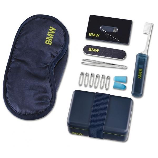 Kit Calatorie Oe Bmw Active Homme Albastru Bleumarin / Verde Lime 80282461020