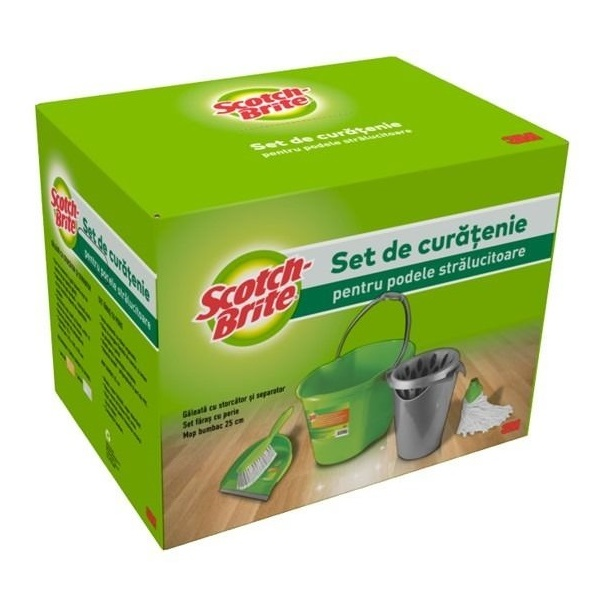 Scotch-Brite Set Curatenie 5948875130659