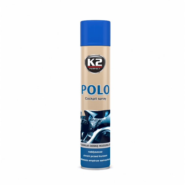 K2 Spray Silicon Polo Cockpit Fresh 300ML