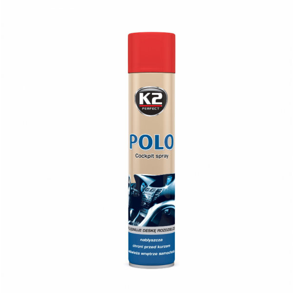 K2 Spray Silicon Polo Cockpit Cirese 300ML