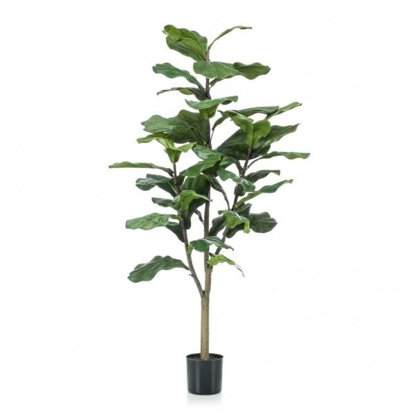 Ficus Artificial Lyrata 120 cm 423647
