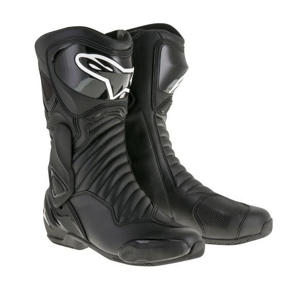Cizme Piele Moto Alpinestars Smx-6 V2 Negru 36 2223017/1100/36