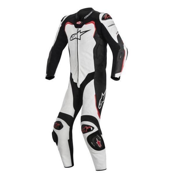 Costum Moto Alpinestars Gp Pro Tech-Air Negru / Alb / Rosu Marimea 56 3155016/213/56