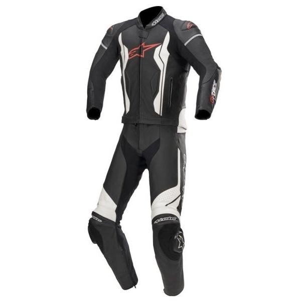 Costum Moto Alpinestars Gp Force Negru / Alb Marimea 48 3160619/12/48