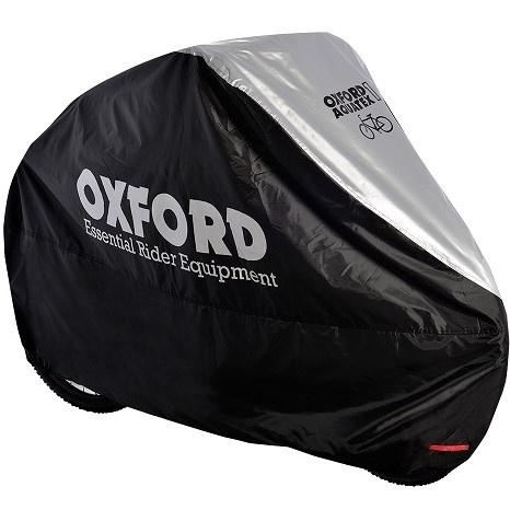 Husa Moto Exterior Oxford Aquatex Cc1 Argintiu Marimea S CC100