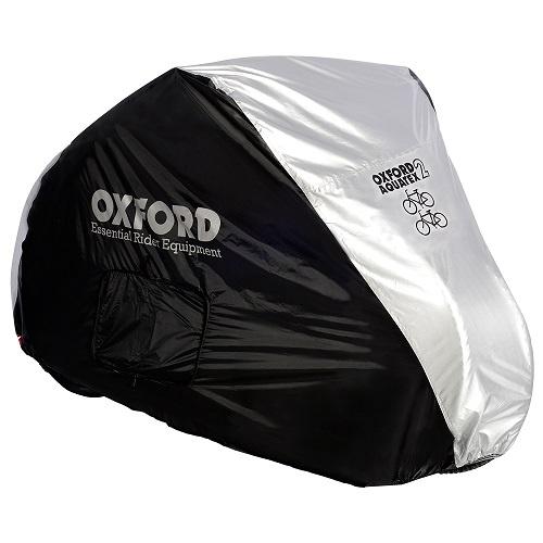 Husa Moto Exterior Oxford Aquatex Cc1 Argintiu Marimea M CC101