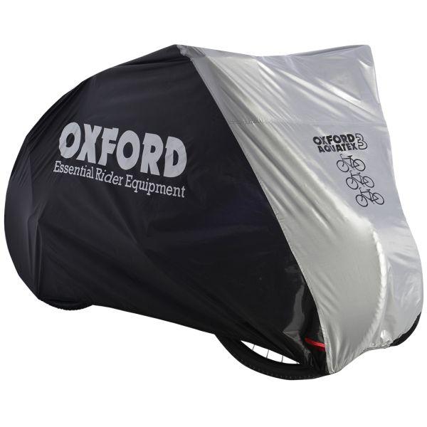 Husa Moto Exterior Oxford Aquatex Cc1 Argintiu Marimea L CC102