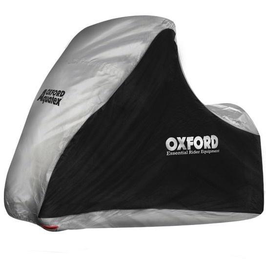 Husa Moto Exterior Oxford Aquatex MP3/3 Argintiu Marimea XS CV215