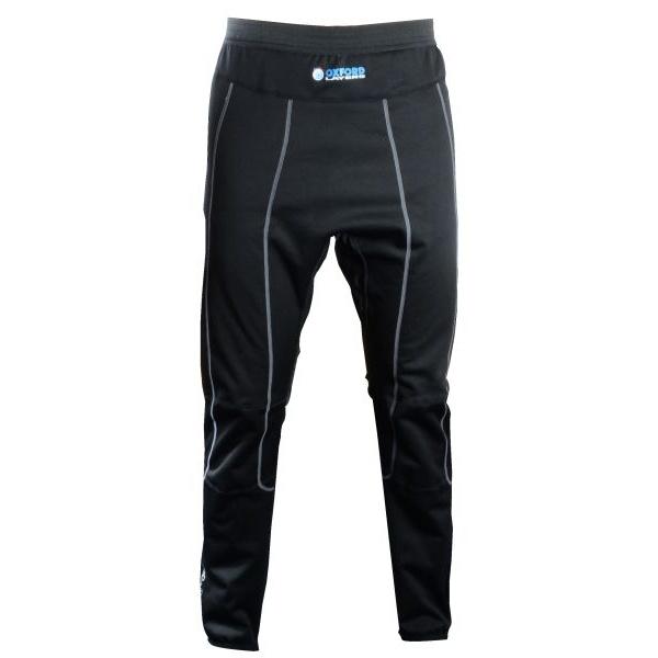 Pantaloni Termo Moto Oxford Chillout Negru Marimea L LA422-OX
