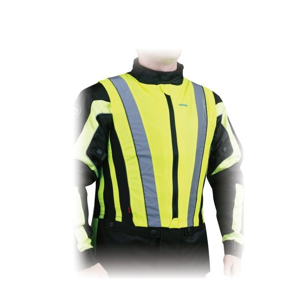 Vesta Reflectorizanta Moto Oxford Bright Top Active OF398