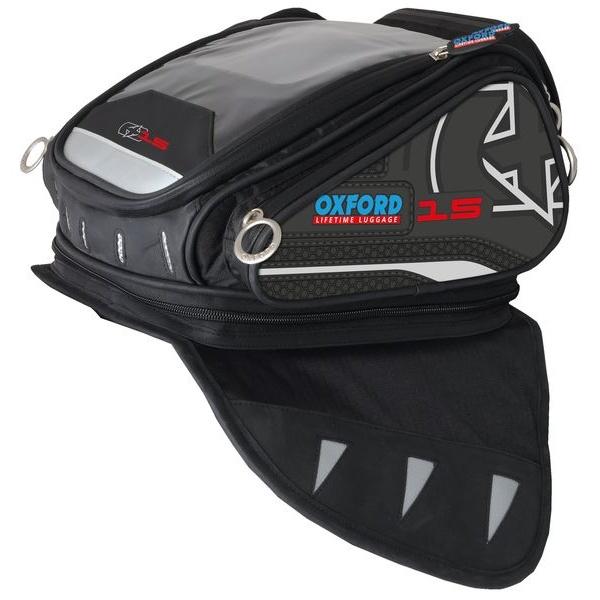 Geanta Moto Oxford 15L X15 Negru OL210